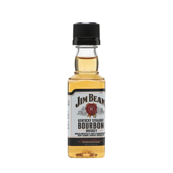 Jim Beam Whiskey 0,05l mini 40%