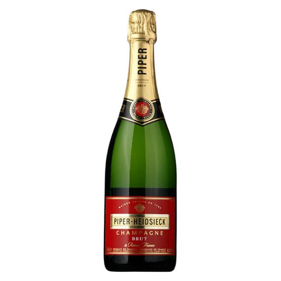 Piper-Heidsieck Brut Champagne Díszdobozban 0,75l