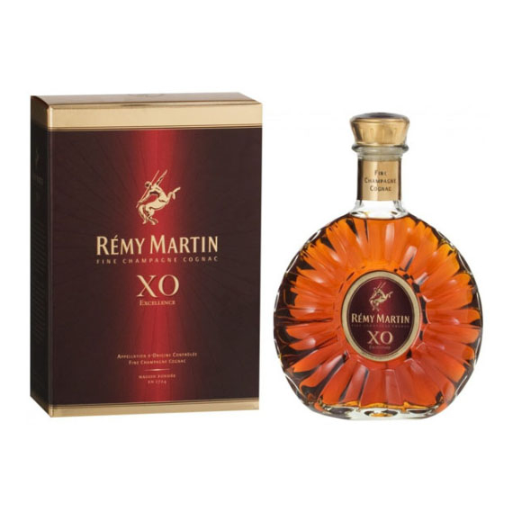 Remy Martin XO 0,7l 40% PDD. Excellence