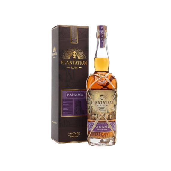 Plantation Panama Old Reserve Rum 0,7l 41,6%
