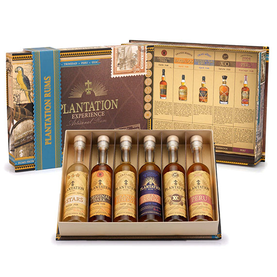 Plantation Experience Pack 6*0,1l 41,03%