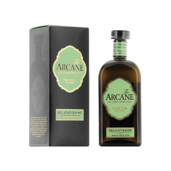 The Arcane Delicatissime Grand Gold Rum 0,7l 41%