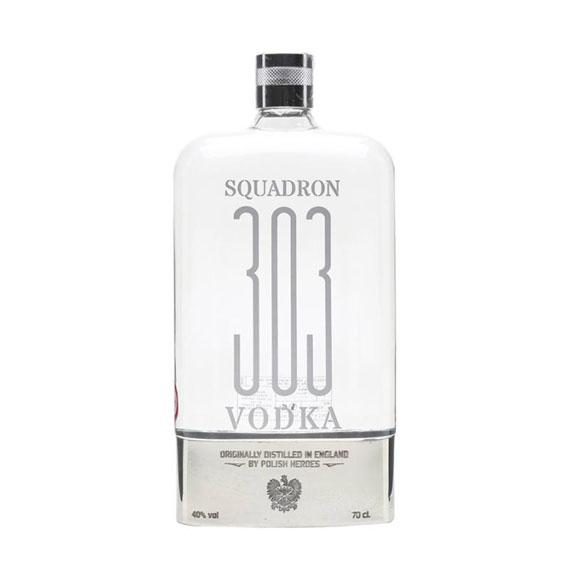 Squadron 303 vodka 0,7l 40% Distilled in England