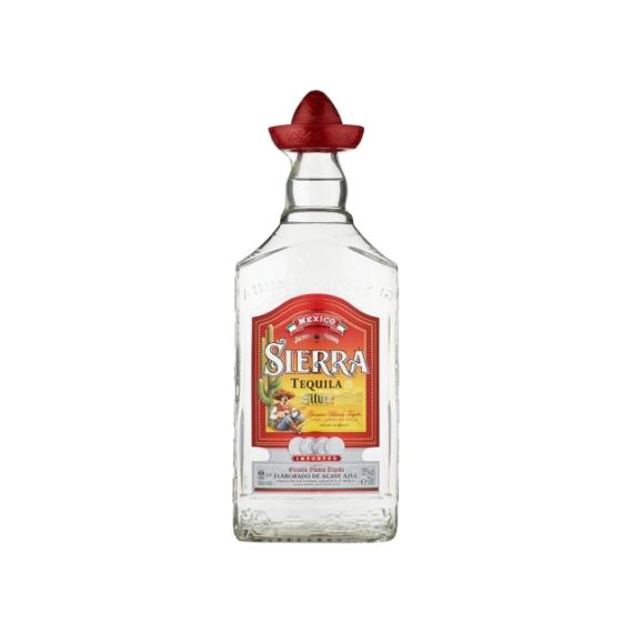 Tequila Sierra Silver 0,7L 38% (fehér)