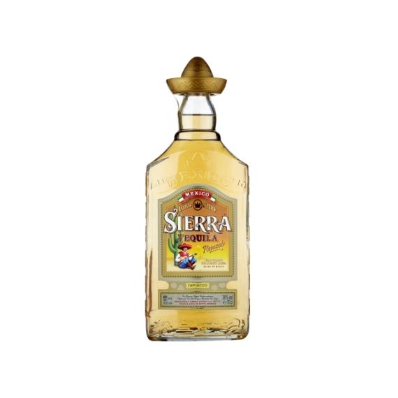 Tequila Sierra Gold 0,7l 38% Reposado
