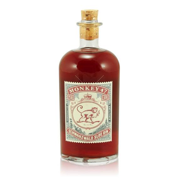 Monkey 47 Schwarzwald Sloe Gin 0,5l 29%