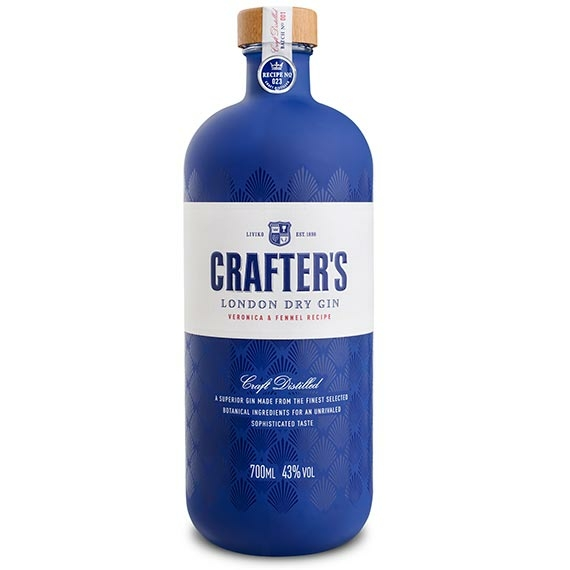 Crafter's London Dry Gin 0,7l, 43%