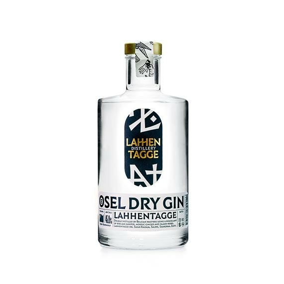 Lahhentagge Ösel Dry Gin 0,5l 45%