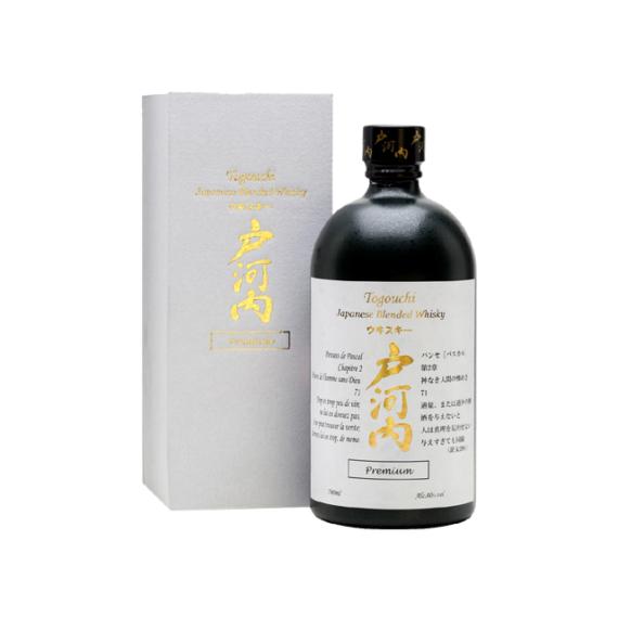 Togouchi 0,7l 40% Japanese Blended Whisky