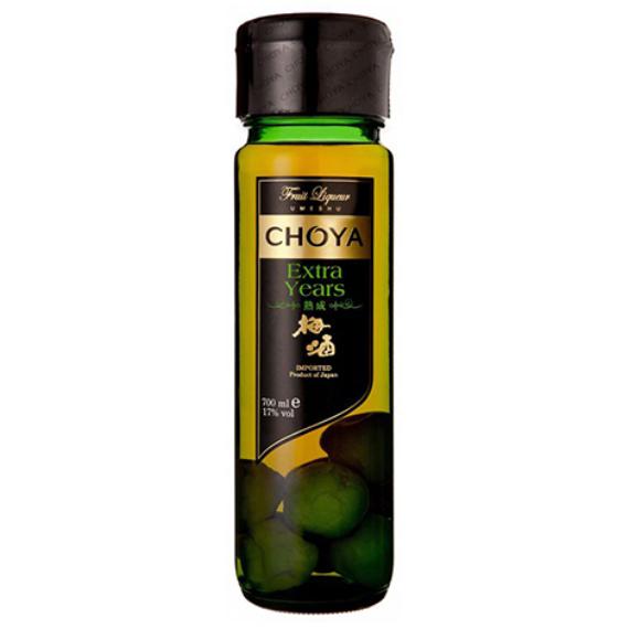 Choya Extra Years Ume likőr 0,7l 17%