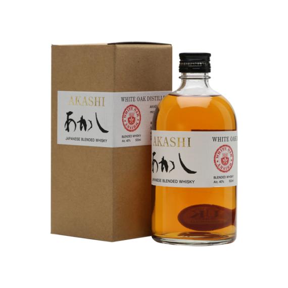 Akashi whisky 0,5l 40% Japanese Blended Whisky
