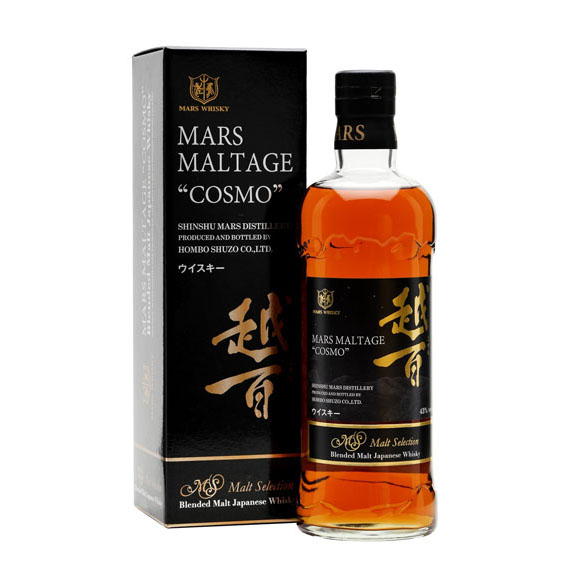 Mars Maltage Cosmo 0,7l 43% Blended malt whisky