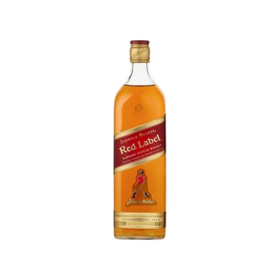 Johnnie Walker Red Label Skót Whisky 1,0l 40%