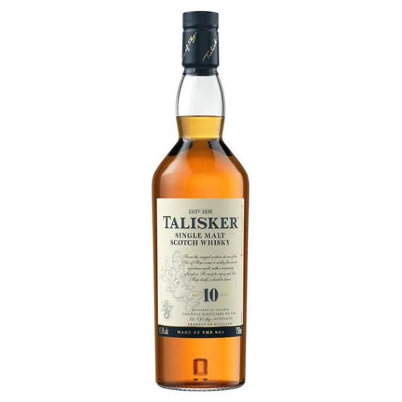 Talisker 10 éves 45,8% 0,7l