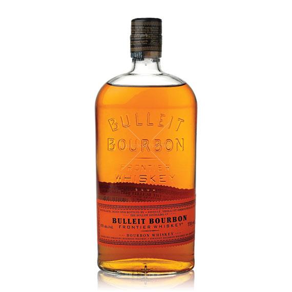 BULLEIT  Bourbon Frontier Whiskey 0,7l 45%