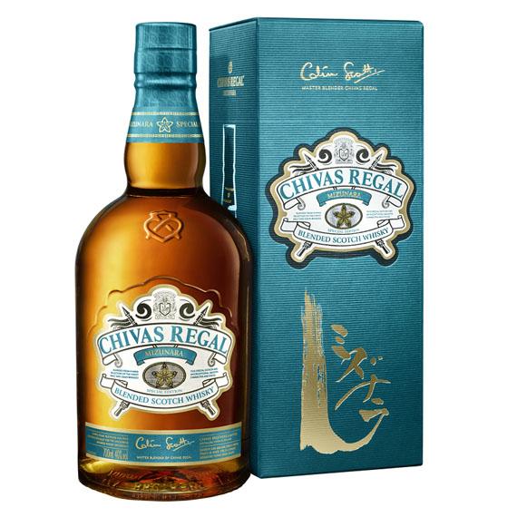 Chivas Mizunara Blended Skót  Skót Whisky 0,7l 40%