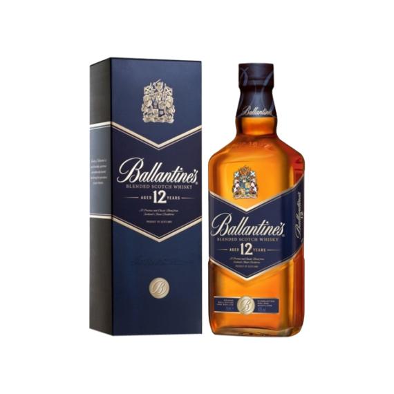 Ballantine's 12 éves Skót Whisky 0,7L 40%