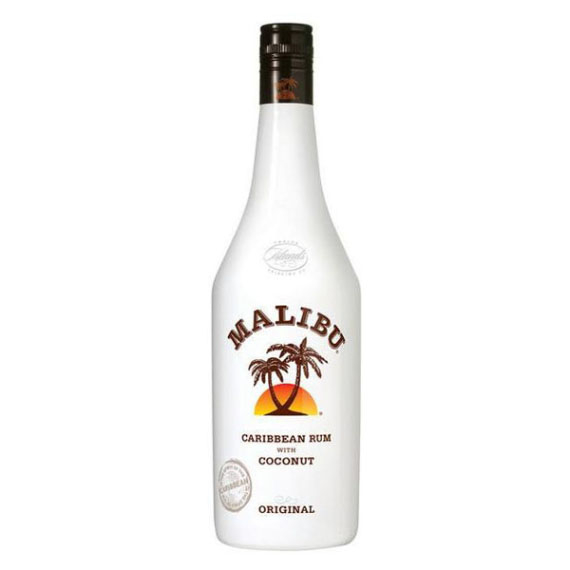 Malibu rum 0,5l 21%