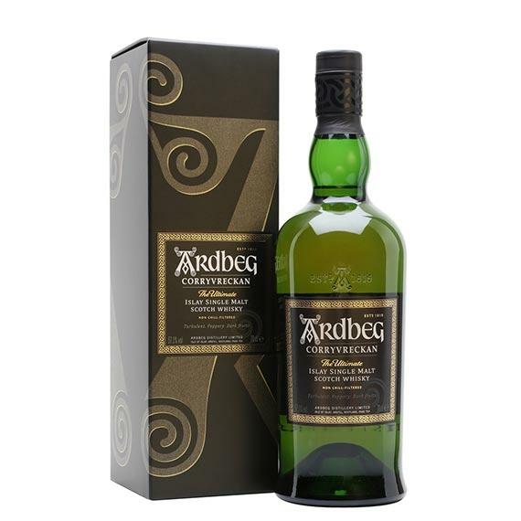 Ardbeg Corryvreckan Skót Whisky 0,7l 57,1%