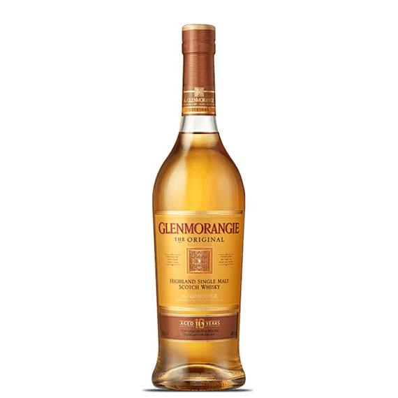 Glenmorangie 10 éves Original Skót Whisky Díszdobozban 40% 0.7 l