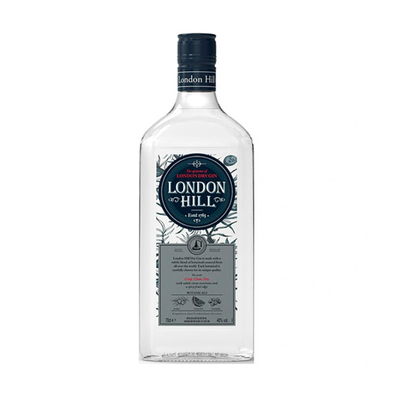 Gin London Hill 0,7l 40%