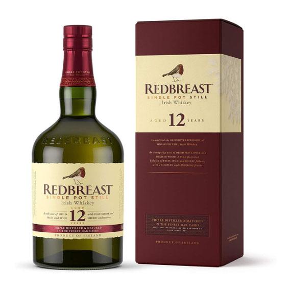 Redbreast 12 éves 0,7l 40% DD Irish whisky