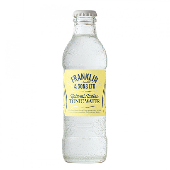Franklin & Sons tonic Natural Indian 0,2l