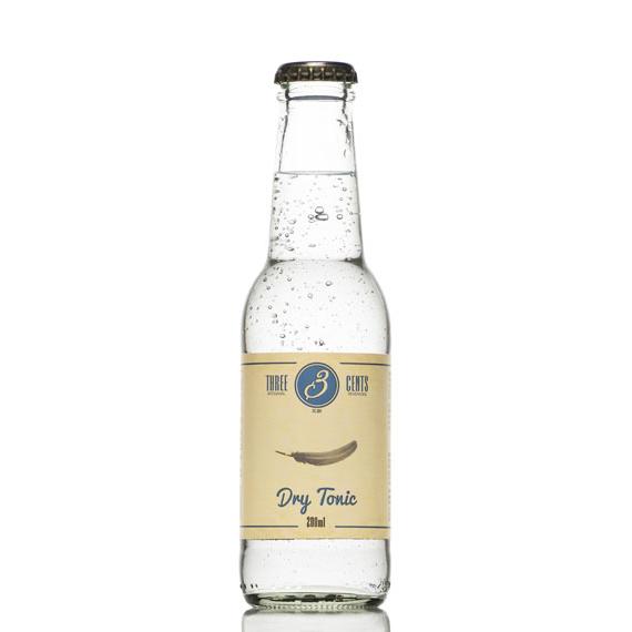 Three Cents Dry Tonic 0,2l