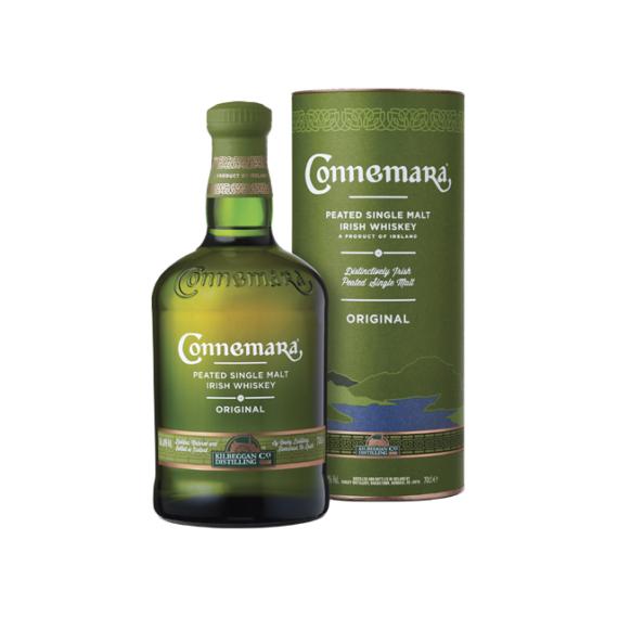 Connemara Irish Peated Malt Whisky 0,7l 40%