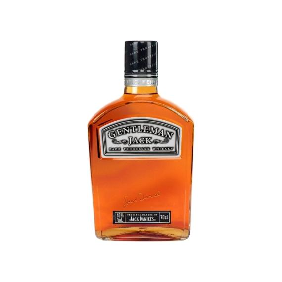Jack Daniel's Gentleman Jack Tennessee Whiskey 0,7l 40%