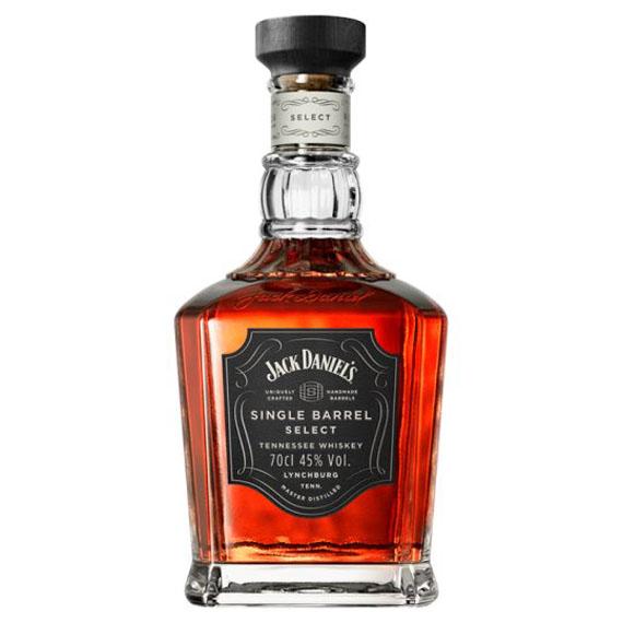 Jack Daniel's Single Barrel Whiskey 0,7l 45%