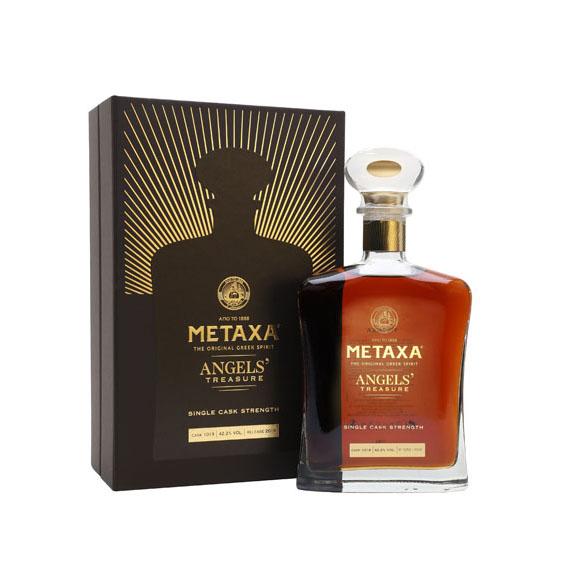 Metaxa Angels Treasure Brandy Díszdobozban 0,7l 41%