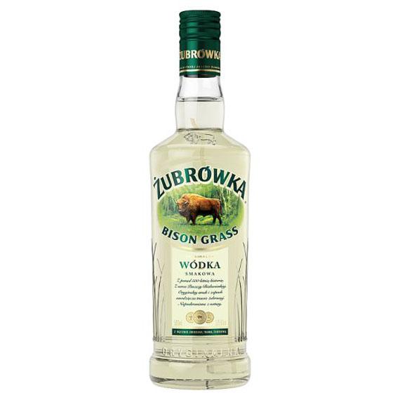 Zubrowka Bison vodka 0,7l 37,5%