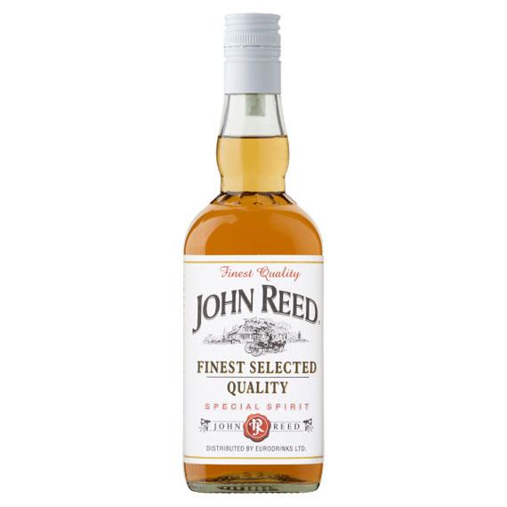 John Reed Szeszital Whiskyvel 0,7l 34,5%