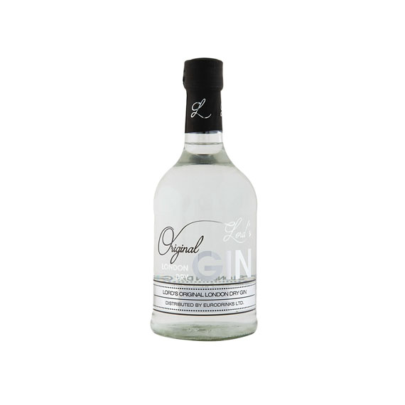 Lords London Dry Gin 0,7l 37,5%