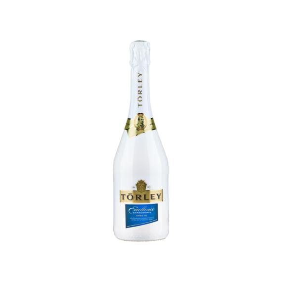 Törley Excellence Chardonnay 0,75l száraz pezsgő