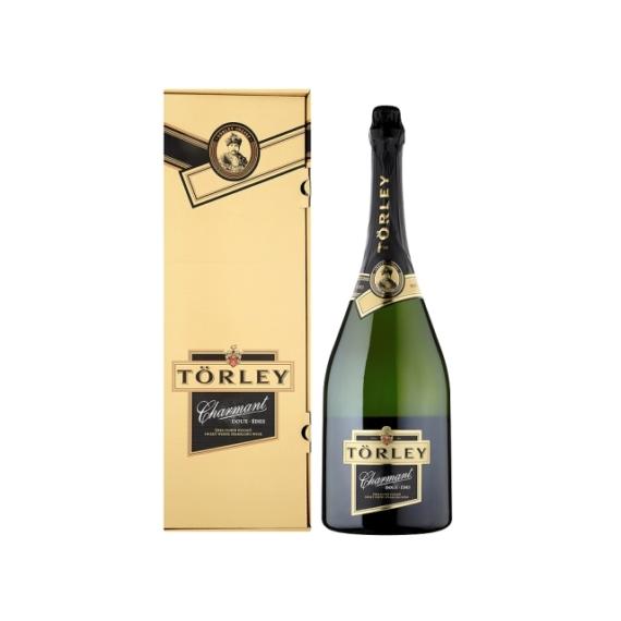 Törley Charm. Doux Góliát 3l pezsgő