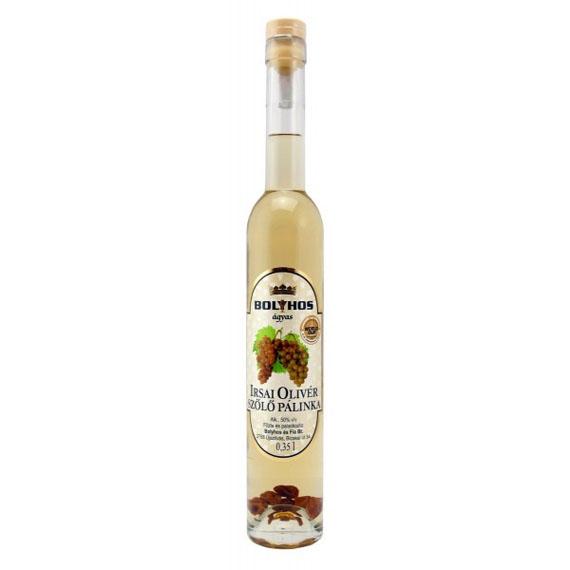 Bolyhos Ágyas Irsai olivér 0,5l 50%