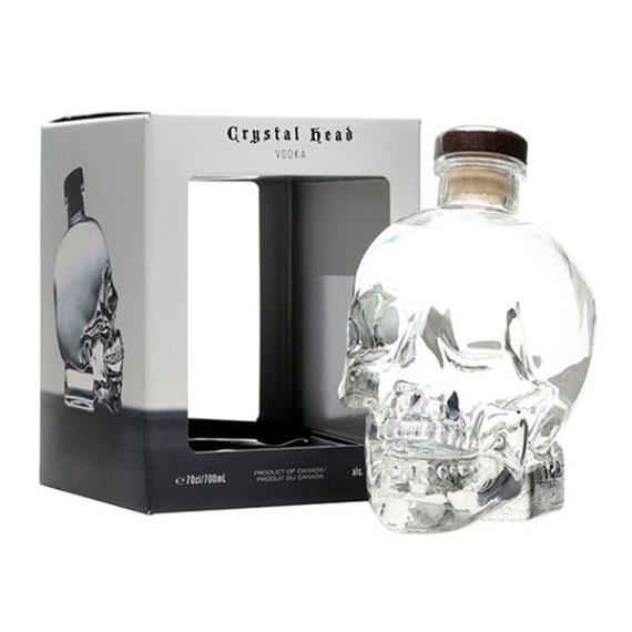 Crystal Head vodka pdd. 0,7l 40%