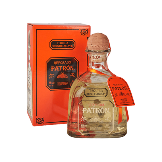 Patron Reposado Tequila 100% De Agave 0,7l 40% DD