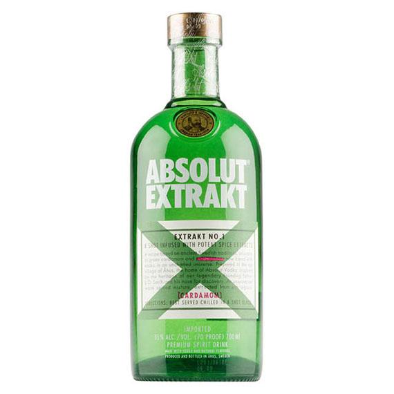 Absolut Extrakt Vodka 0,7l 35%