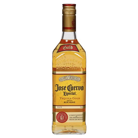 Tequila José Cuervo Gold 1l 38%