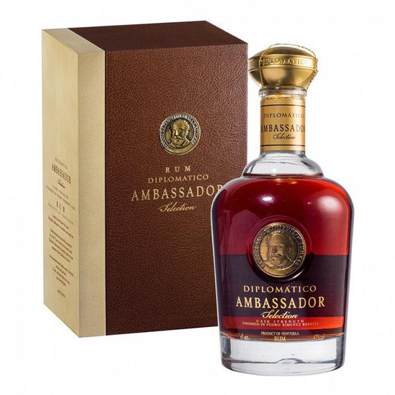 Diplomatico Ambassador Selection 0,7l + prémium DD