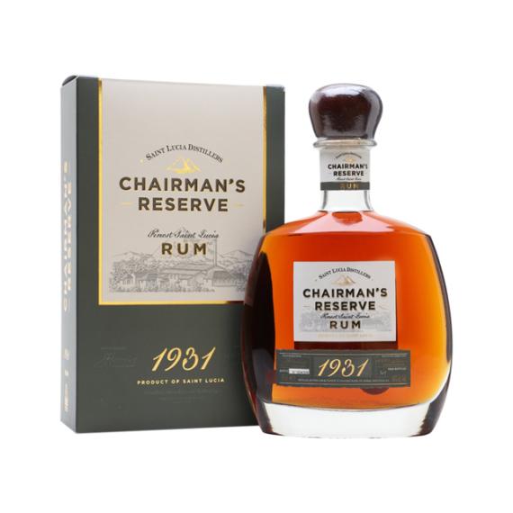 Chairman s Reserve 1931 rum 0,7l 46%