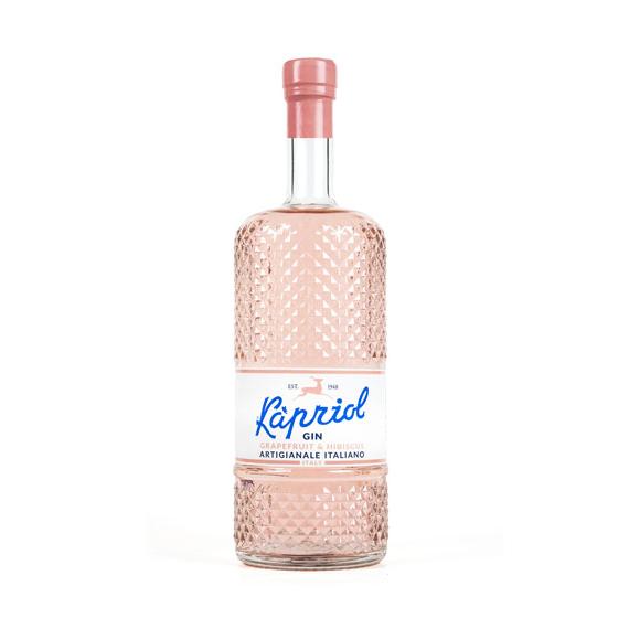Kapriol Gin Grapefruit & Hibiscus 0,7l 40,7%