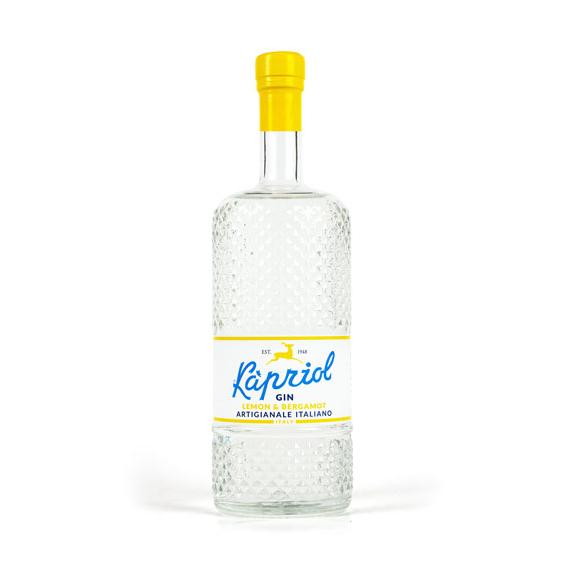 Kapriol Gin Lemo n& Bergamot 0,7l 40,7%