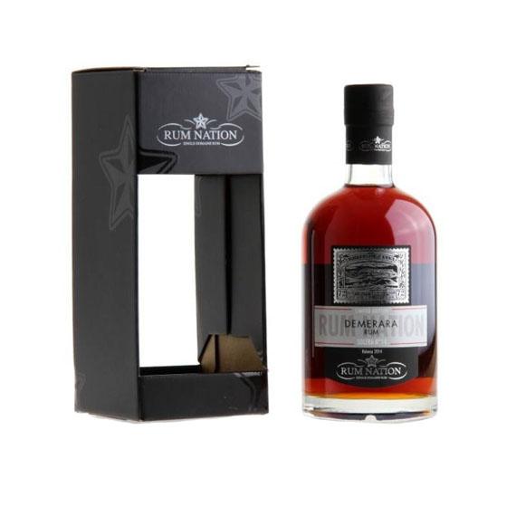 Rum Nation Demerara Solera No 14 0,7l 40%