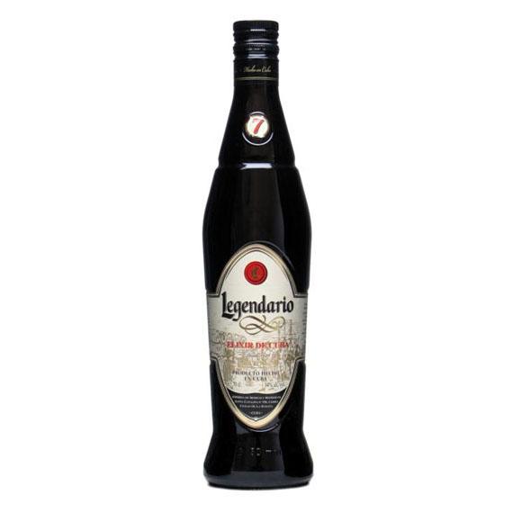 Legendario Elixir de Cuba Rum 0,7
