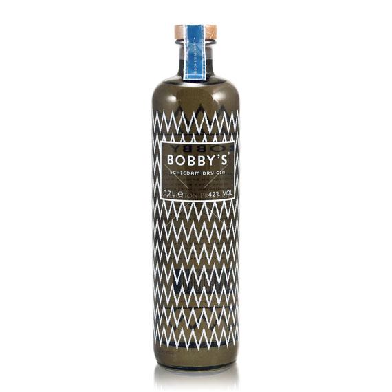 Bobbys Schiedam Dry gin 0,7l 42%