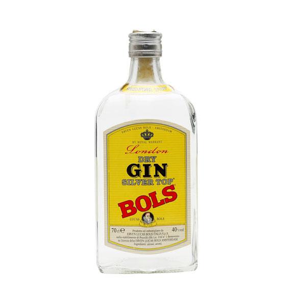 Bols Gin 0,7L 37,5% (Silver Top Dry Gin)